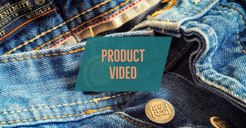 3 product promo video