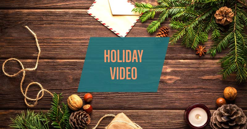 5 holiday video