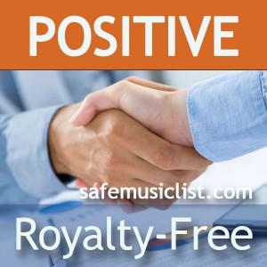 Positive, Upbeat