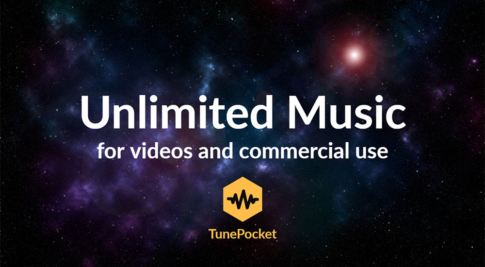 download unlimited royalty-free music for personal commercial use