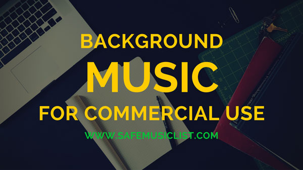 royalty free background music for commercial use