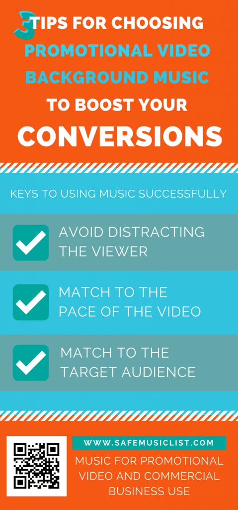 Boost Video Marketing Conversions With Targeted Music