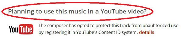 content id notice