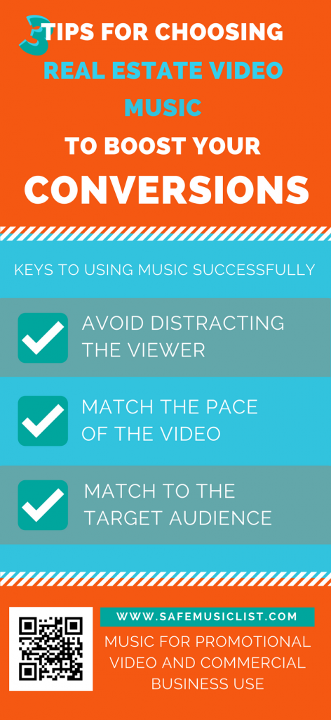 How To Boost Real Estate Video Conversions With Targeted Music