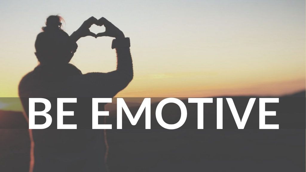 how to bring vlog top youtube be emotive