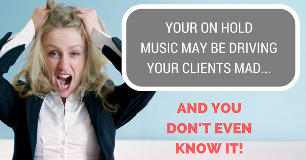 How to choose on-hold music to enhanse client experience